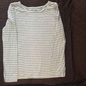 Girls children's place stripe shirt